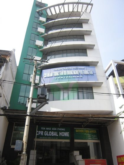 Tòa nhà CPR GLOBAL HOME BUILDING
